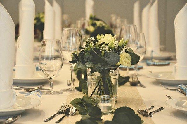 votre table de mariage