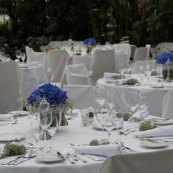 la décoration de table de mariage